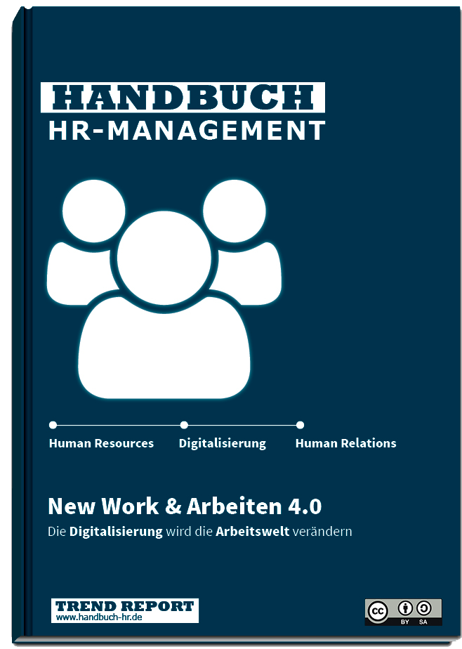 Cover Handbuch HR-Management