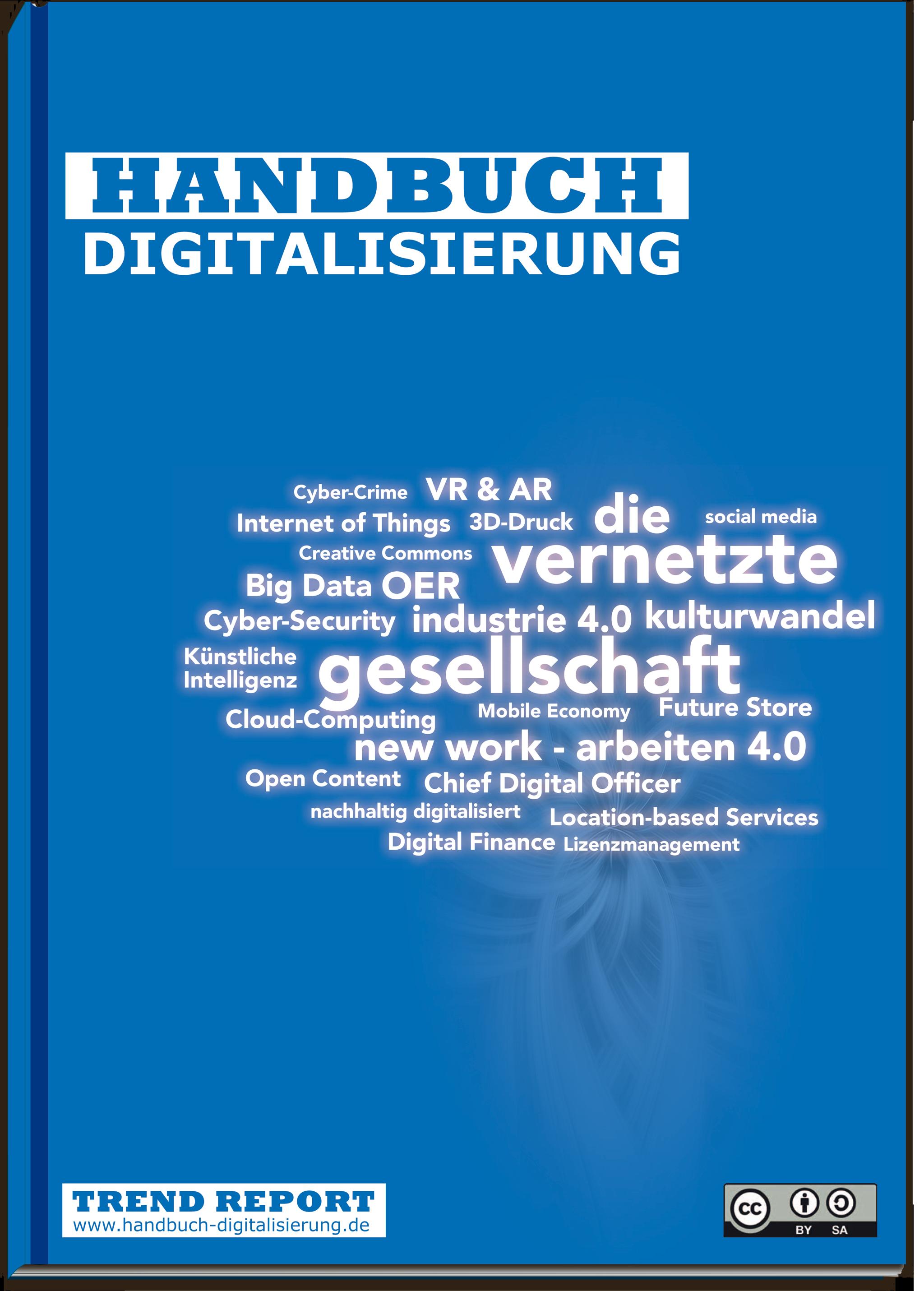 Cover Handbuch Digitalisierung