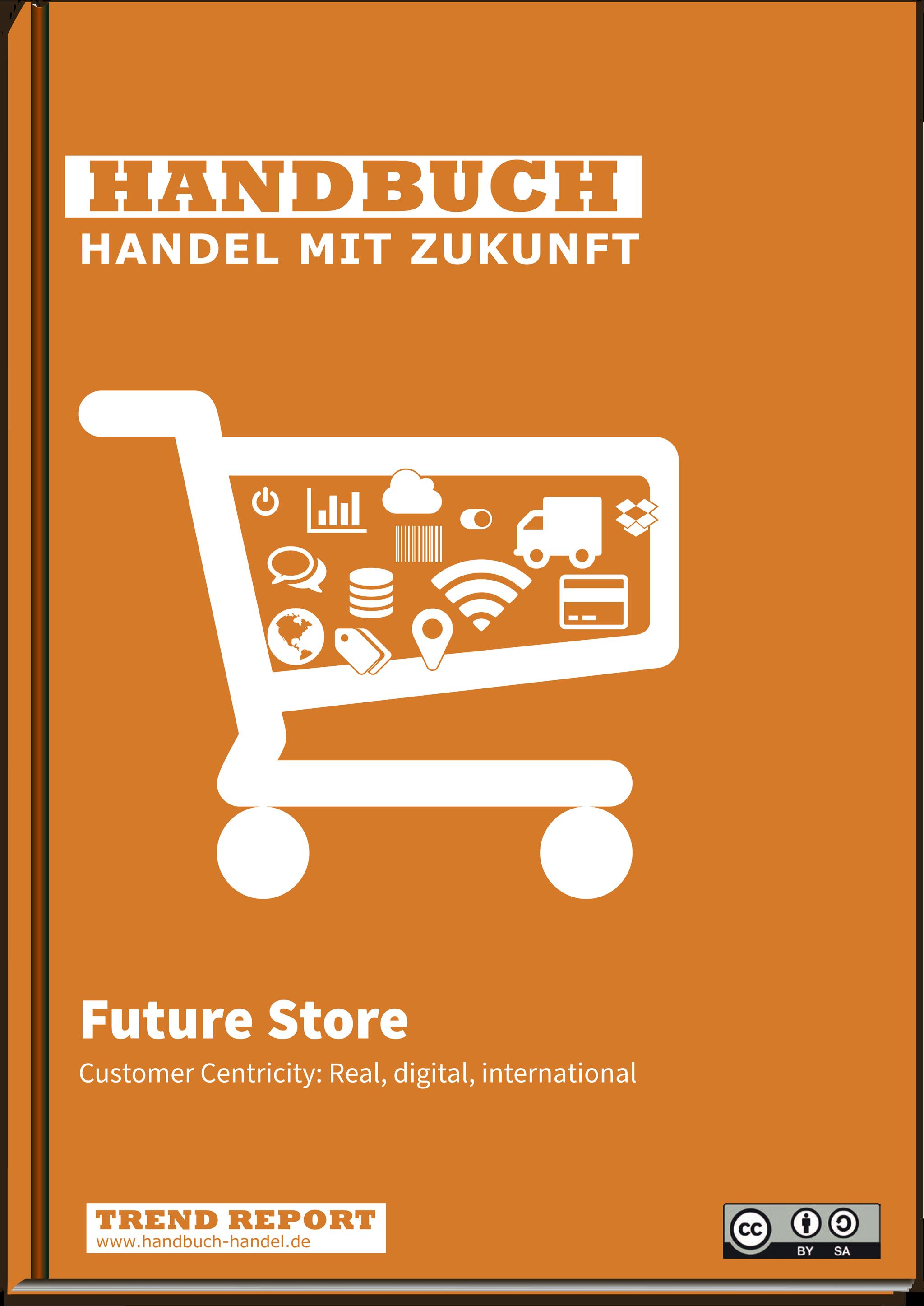 Cover Handbuch Handel mit Zukunft